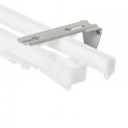 Consola dubla perete sistem sine aluminiu