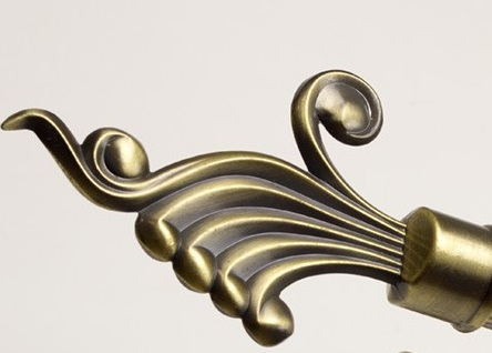 Capat ornament Crystal Aur Antic