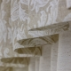 Damask Ivory - Perdele Bucatarie